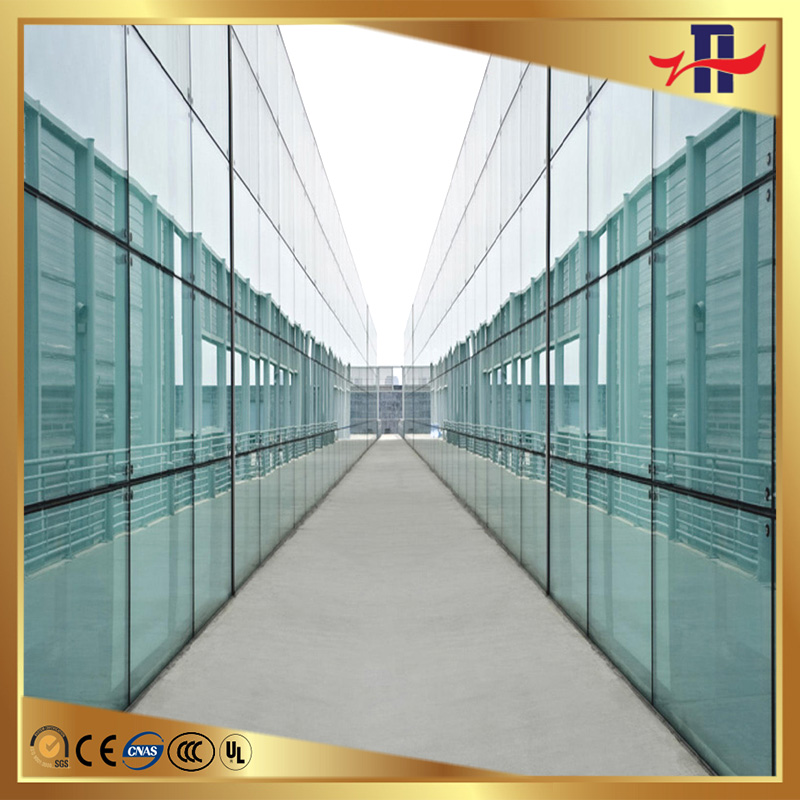 low price hot sale safety glass laminated glass wall panel