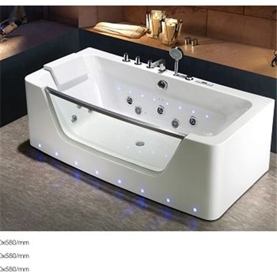 Two-person Tub Whirlpool Bath C3186-1