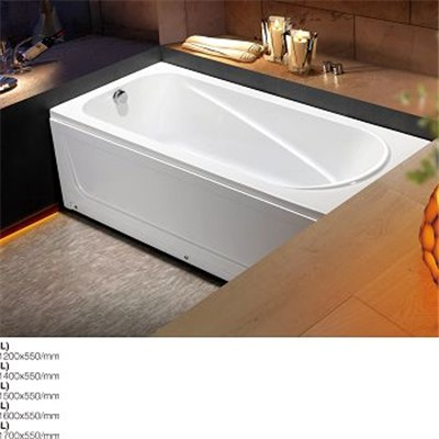 Alcove Soaking BathtubC071-1