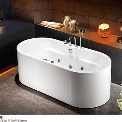 Free Standing Jacuzzi Tub C3165