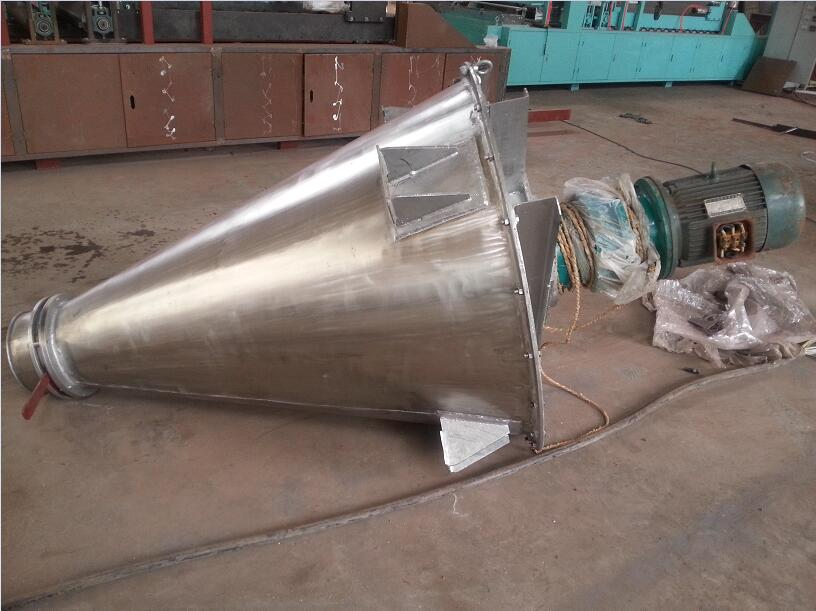 Conical double screw mixer/cone mixer for dry powder