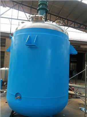 Steam heating/oil heating/electric heating chemical reactor reaction  tank kettle
