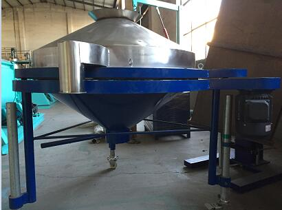 Stainless steel automatic powder vibrating screen/shaking screen