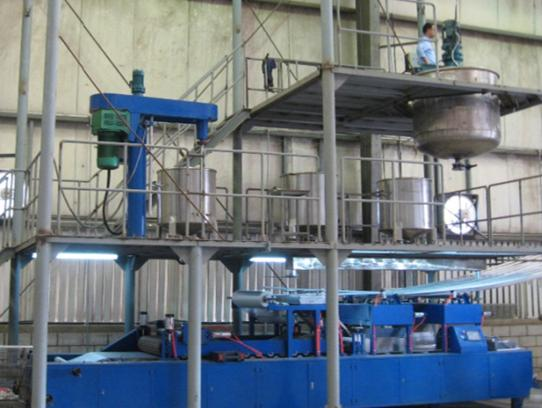 SMC sheet making machine SMC complete production line SMC sheet molding machine