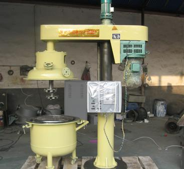 Vacuum hydraulic lifting emulsifying dispersing machine/paint Emulsification mixing macine