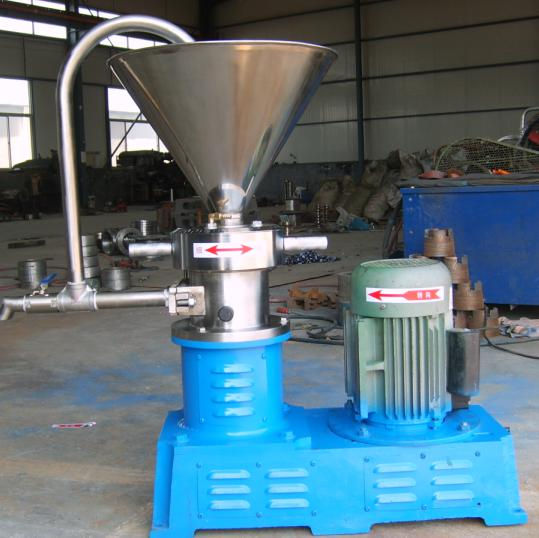 Peanut butter /sesame paste/fruit jam/tahini making machine/colloid mill/ paste milling grinder