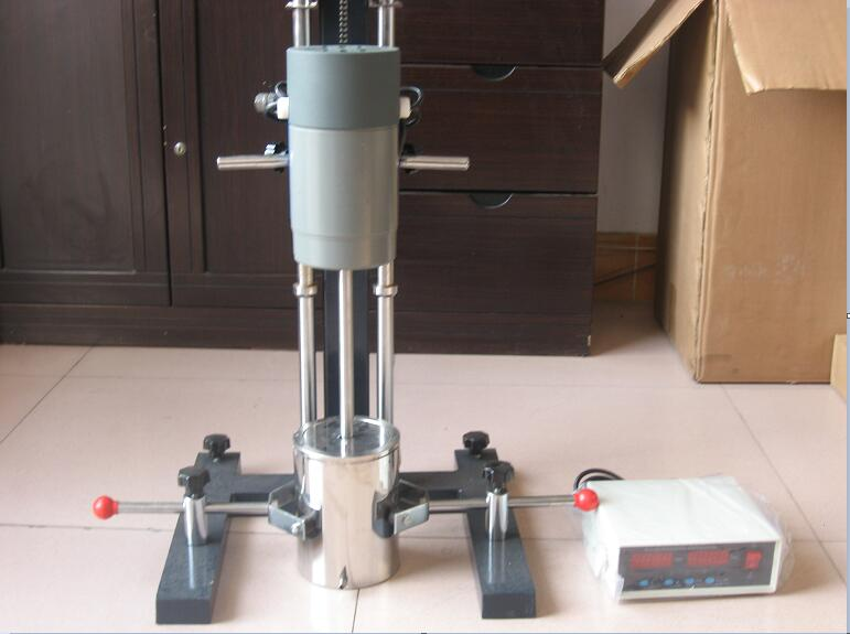 small scale high speed disperser lab dispersing machine