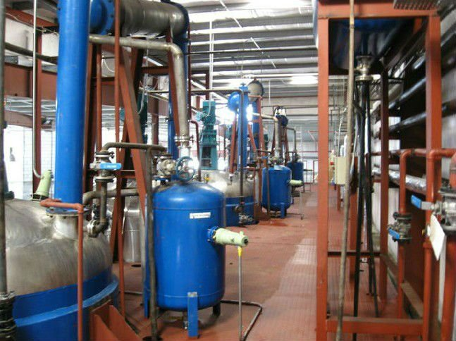 Alkyd resin production line manufacturer equipment