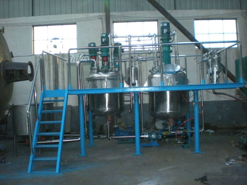 Water-based /oil-based paint making machine paint manufacturing equipment