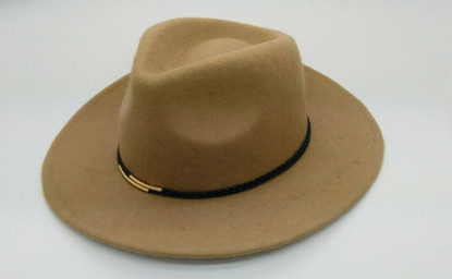 wide brim hat china wholesale wool felt custom women hat