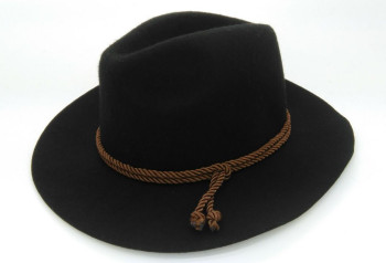 wide brim men hat wool felt hat wholesale cowboy hat