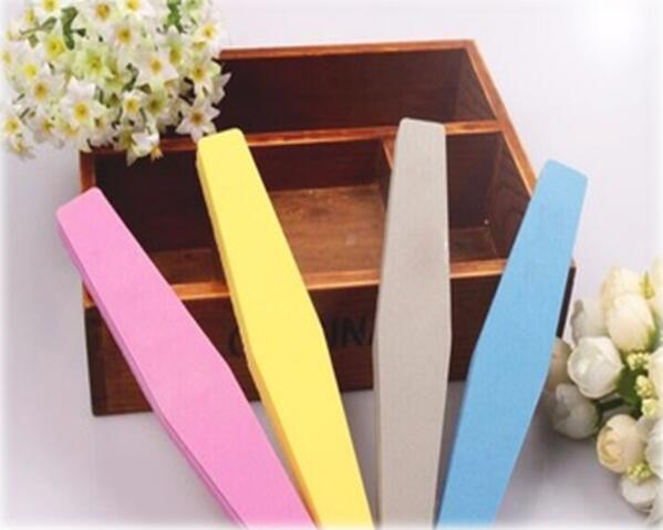 Professional Manicure Nail Art Abrasive Sand  Paper Personalized Wholesale Nail File From Direct Factory