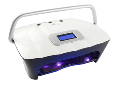 54W NEW PRO-CURE CORDLESS RECHARGABLE UV LED Nail LAMP