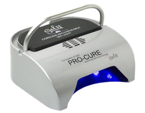 PRO-CURE CORDLESS RECHARGABLE LED Nail LAMP