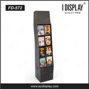 New Design Accessories Countertop Display Rack With LCD Screen