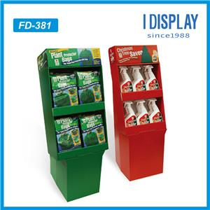 POP Up Hot Sale Cardboard Snacks Foods Display Box For Promotion