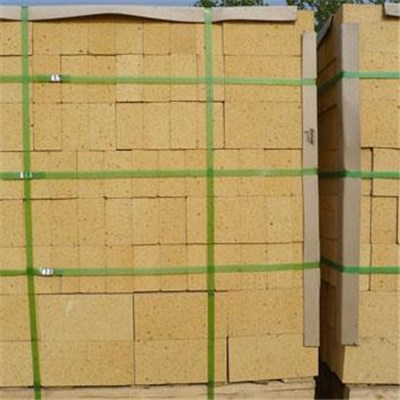 65% Al2O3  High Alumina Refractory Fire Brick