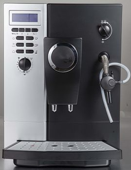 Commercial Coffee Machine With 9 Languages Function