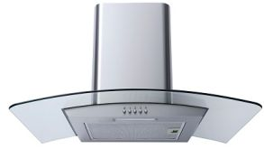 Stainless steel kitchen appliances cooker hood