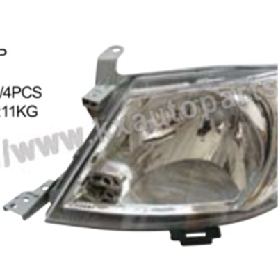 Toyota Hilux Vigo Head Lamp Lh Manual