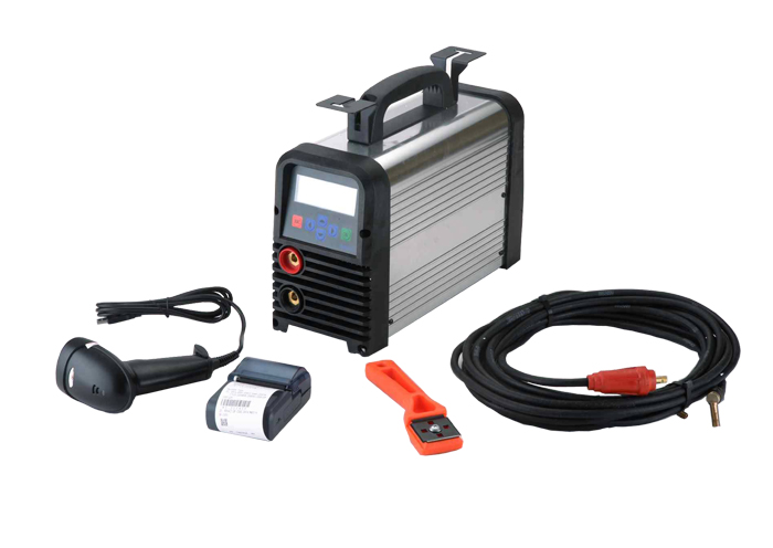 Electro-fusion welding machine