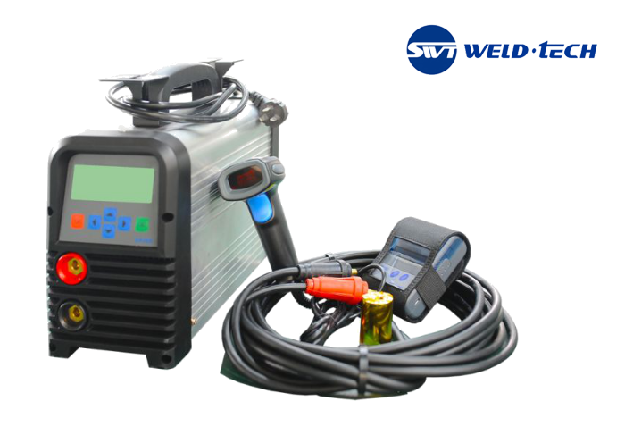electrofusion welding machine for plastic pipes