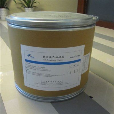 PTFE Medium-size Particle Resin