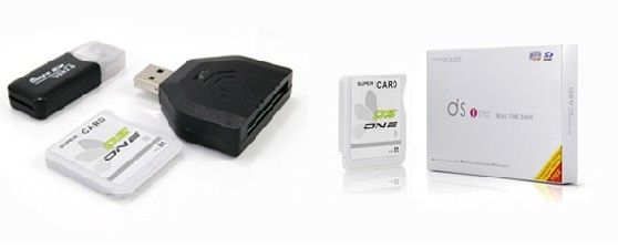 Supercard DS ONEi for DSi, NDS, NDSL