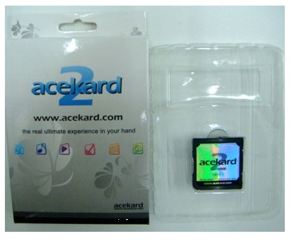 Acekard 2i for DSi, DSL, IDSL, DS and IDS