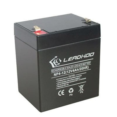 12V/4Ah AGM battery for power tools, UPS battery