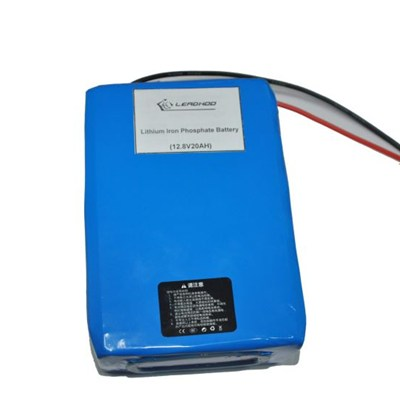 12.8V20Ah Lifepo4 Battery Pack