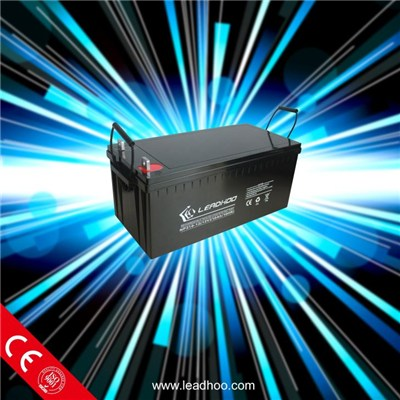 12V 250Ah Lead Acid AGM Battery for Solar Power System and UPS