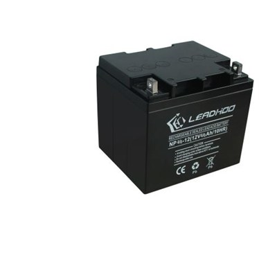 12V/40Ah MF recharge AGM battery solar
