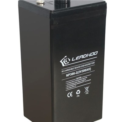 2V/300Ah Maintenance-free Lead-acid Battery