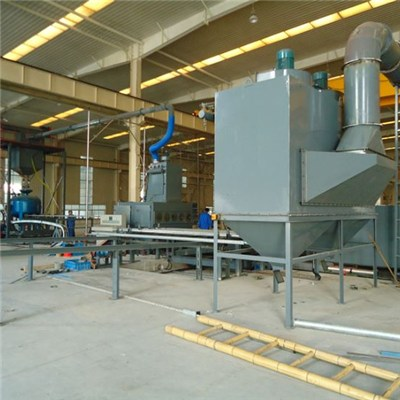 Inner Wall Shot Blasting Machine