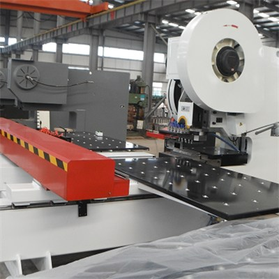 Special Thick Plate CNC Punching Mahcine