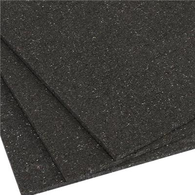 Sound-Proof Fitness Commercial Fleck Rubber Flooring for Gym