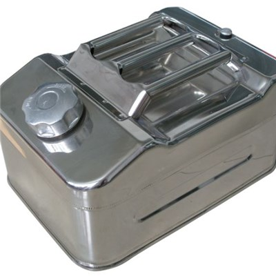 10L Stainless Steel Jerry Can