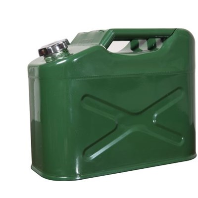 10L Steel Jerry Can