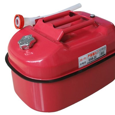 20L Zinc Steel Jerry Can