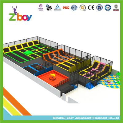 Indoor Trampoline Park Are Made In Our Company