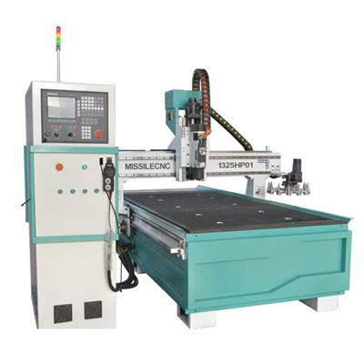 Disc Type Tool Magazine Aluminum Acrylic Soft Metal Cutting Auto Tool Changer(atc) Cnc Router Machine