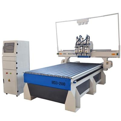 Yako Driver Multi Head Woodworking Atc Cnc Router