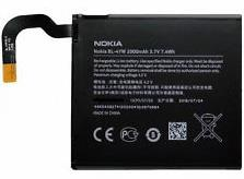 Original OEM Battery For Nokia Lumia 925 925T BL-4YW BL4YW 2000mAh