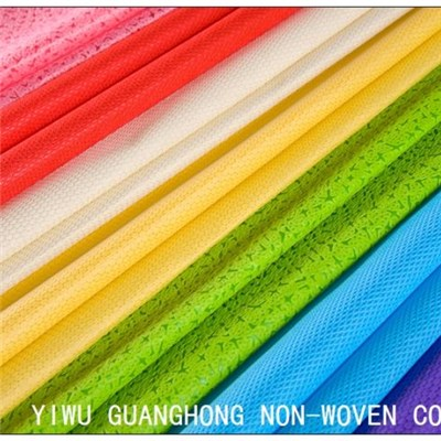 Tracery Pattern Nonwoven