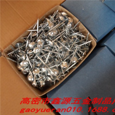 BWG 11 × 2.5 Corrugations Roofing Nails