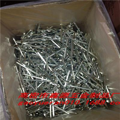 BWG 8 X 3''Galvanized Sqaure Boat Nails
