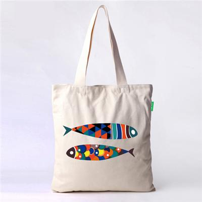 Exclusive Personalized 100% Natural Cotton Canvas Twill Tote Bags