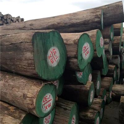Best Price Durable And Stable High Quality Round Logs Burma Teak Wood