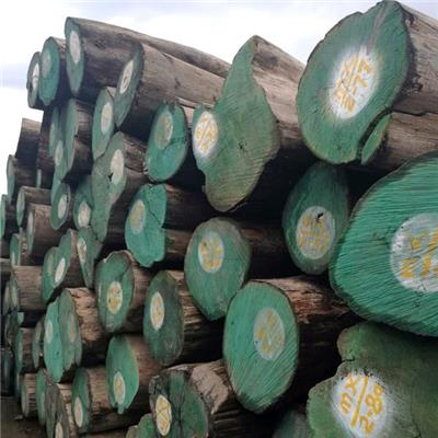 China Suppliers Wholesale Round Wood Cheap Price Top Quality Teak For Sale